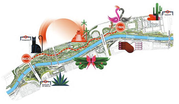 plano pasacalles 01 - Carnaval 2020. Madrid fusiona comparsas y batucadas