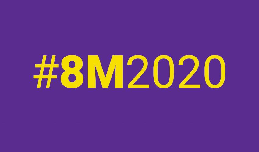 La manifestación feminista del 8M comienza a las 17h. en Atocha