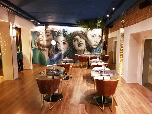 Bocanegra 4 - Bocanegra: nuevo restaurante en el palacio del Marqués de Casa Riera