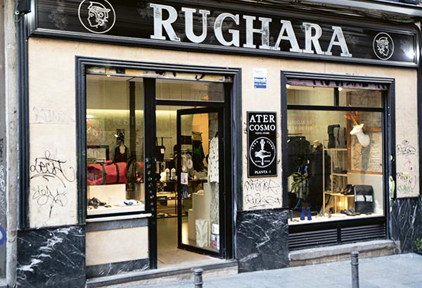 Rughara prensa  1 of 23 - Moda contracorriente para personalidades diferentes