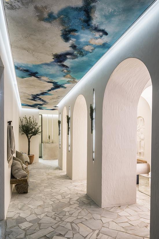 casa decor 20 aseos publicos Javier Escobar 01 - Casa Decor 2020 apuesta por los materiales orgánicos como tendencia en decoración