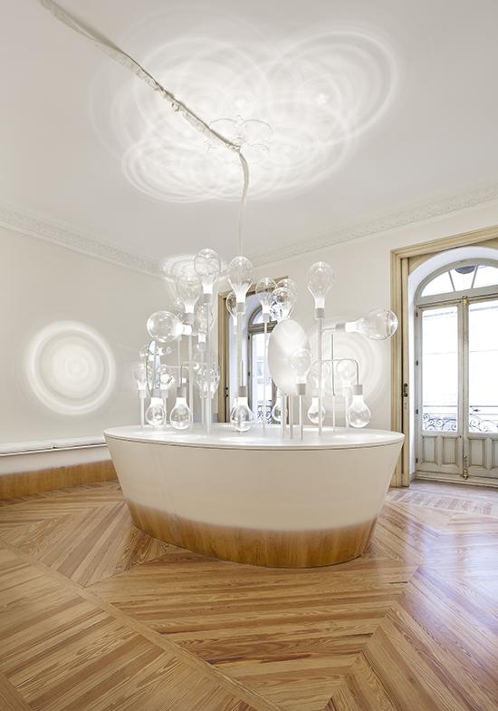 casa decor 20 salon de juegos niessen mayice studio 01 - Casa Decor 2020 apuesta por los materiales orgánicos como tendencia en decoración