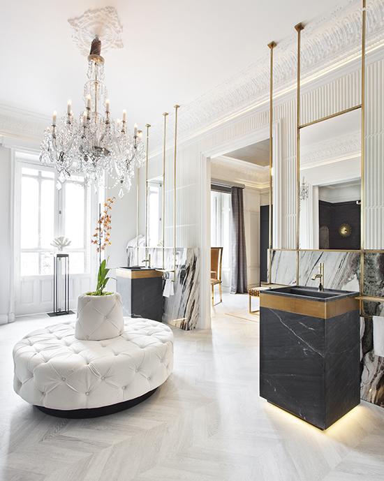 casa decor 20 suite fran cassinello 01 - Casa Decor 2020 apuesta por los materiales orgánicos como tendencia en decoración