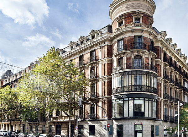 casa decor edificio - Casa Decor 2020 apuesta por los materiales orgánicos como tendencia en decoración