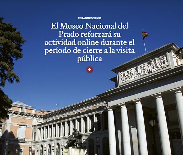 museo Prado - Visitar museos cuando están cerrados