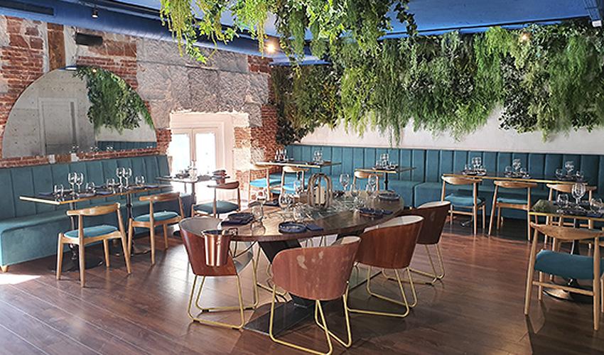 Bocanegra: nuevo restaurante en el palacio del Marqués de Casa Riera