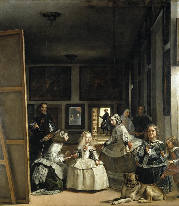 velazquez - Hazte un experto en Velázquez y El Bosco en un curso online gratis