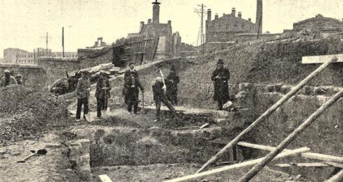 1918 - Exposición: 140 años de la inauguración de la estación de Delicias