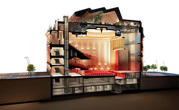 CAM SECC V13 - El Palacio de la Música volverá a ser un teatro