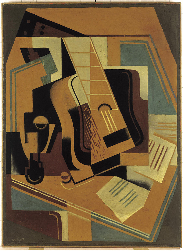 JG1 - ¿Te gusta el arte? ¿Te gusta el cubismo? Curso online gratis