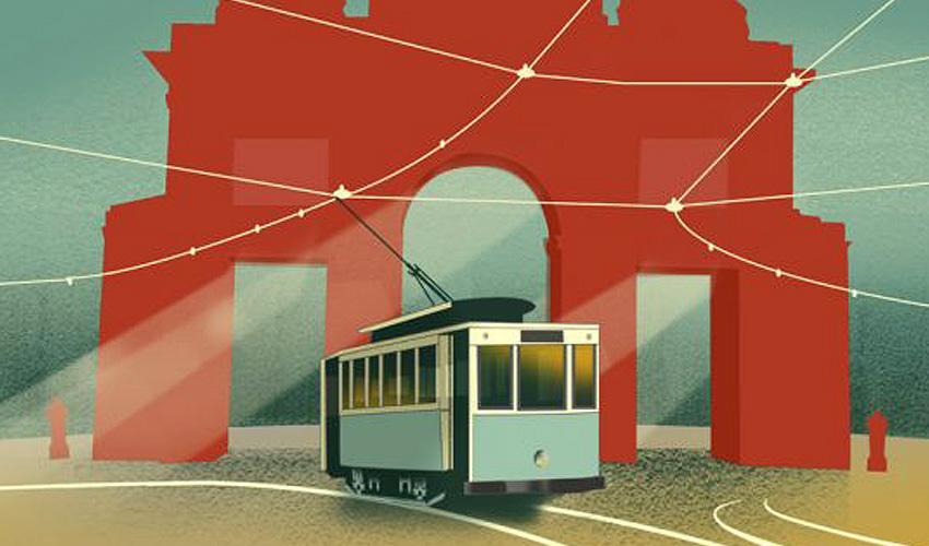 """El """"Madrid vintage"""" de la artista Tina Paterson"""