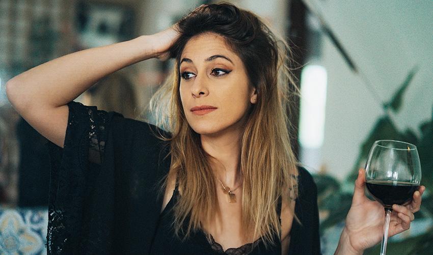 """María Peláe, cantante: """"El confinamiento nos enseña que debemos saborear cada momento"""""""