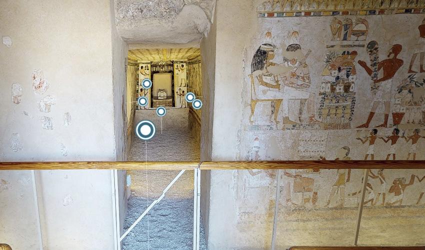 Entra desde tu casa en las pirámides de Egipto