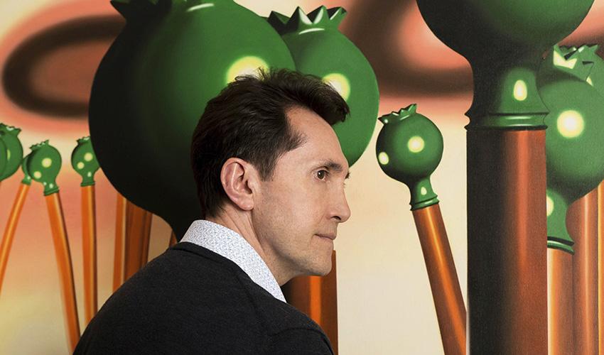 """Nadín Ospina, artista: """"Todos somos alienígenas para otros"""""""