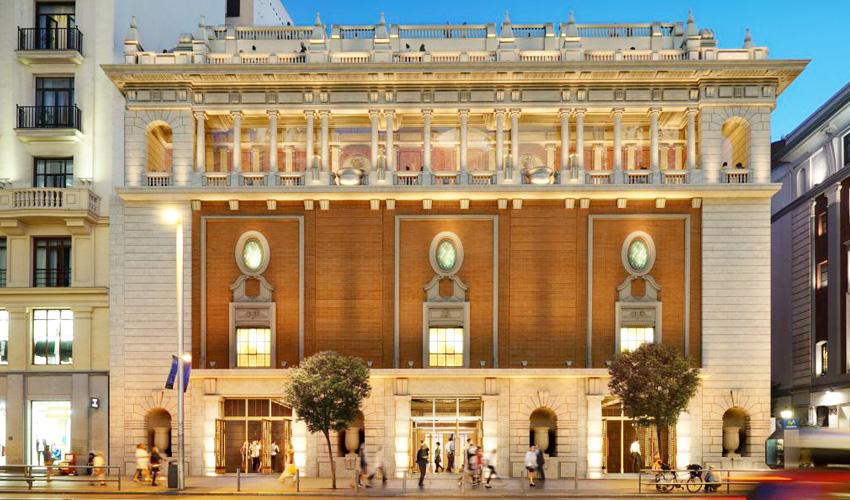 El Palacio de la Música volverá a ser un teatro