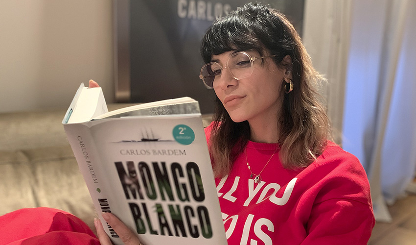 Cecilia Gessa, actriz confinada: «Espero que hayamos aprendido a ser más respetuosos con nuestro planeta»