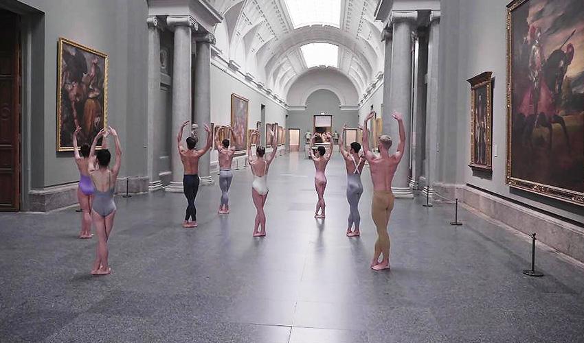 Así celebra el Museo del Prado el Día Internacional de la Danza