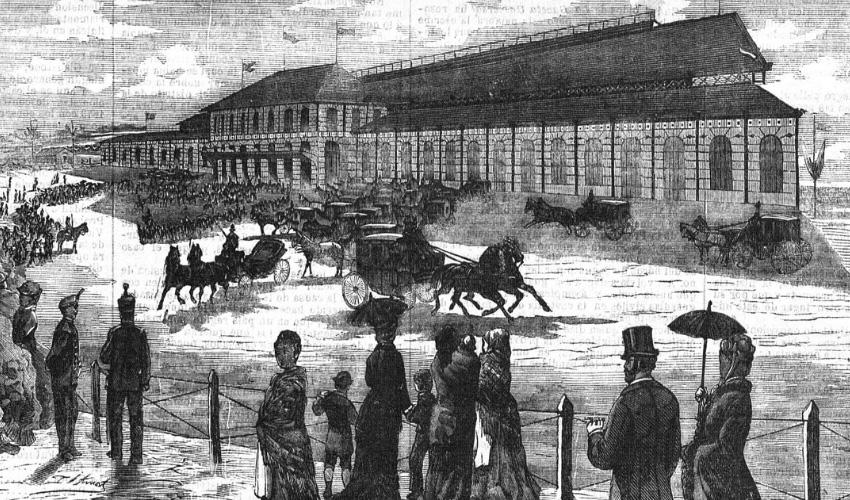 Exposición: 140 años de la inauguración de la estación de Delicias