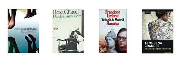 libros 2 - 8 buenos libros que hablan sobre Madrid
