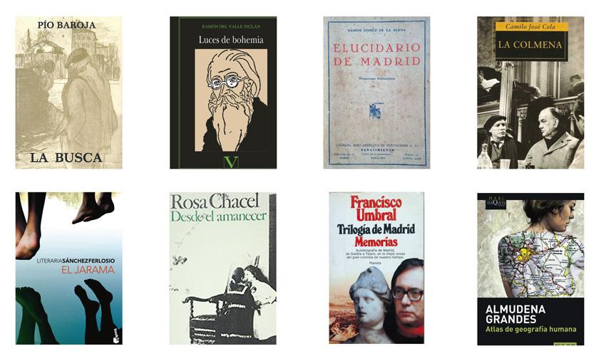 8 buenos libros que hablan sobre Madrid