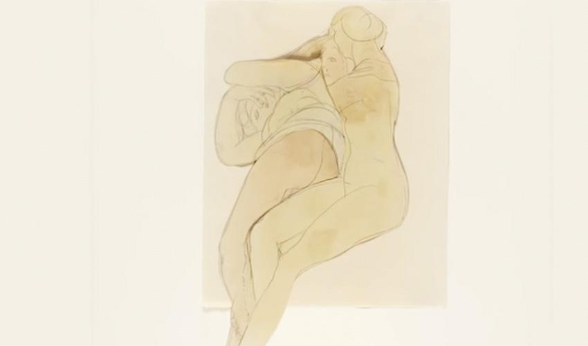 """""""Rodin, dibujos y recortes"""" la deliciosa exposición que puedes disfrutar en video"""
