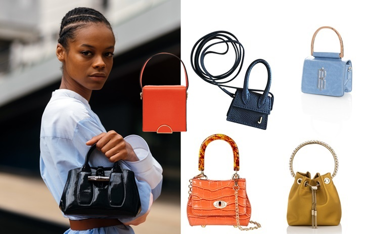 LONGCHAMP elegir una2 1 - Mini bolsos, ¿útiles o simple postureo?