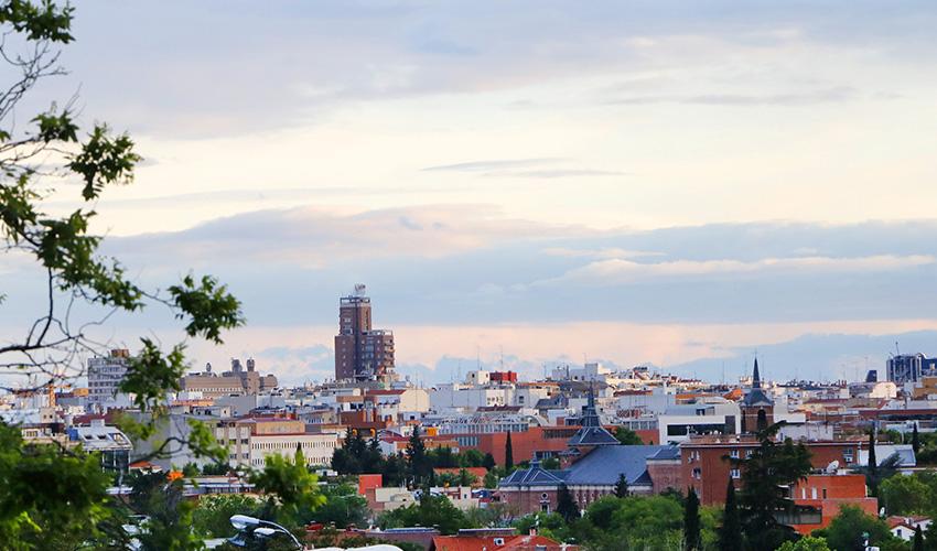 Somos 3.334.730 personas en la ciudad de Madrid