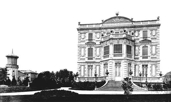 Palacio de Indo Castellana - El Paseo de la Castellana cumple 160 años. Esta es su historia