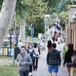 Vuelven las calles peatonalizadas para los fines de semana en Madrid