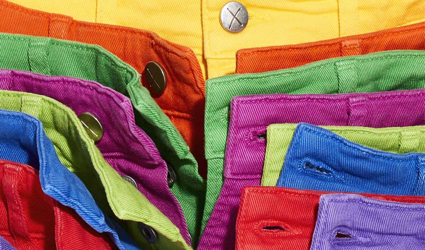 Viste de colores para elevar tu estado de ánimo
