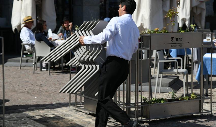 Normas para la reapertura de las 5323 terrazas de Madrid