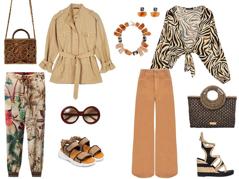 800 x 600 px 2 looks moda - Seis looks de estilo safari que puedes encontrar en rebajas