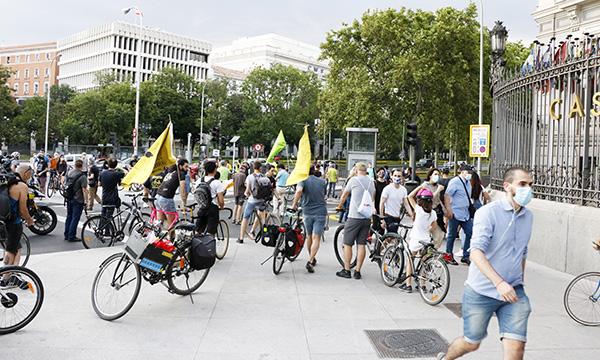 bicicletas Madrid