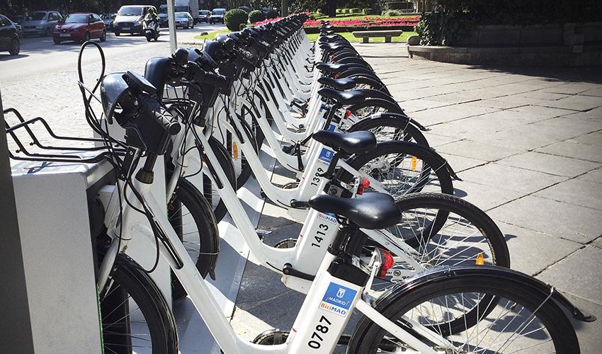 4.800 bicicletas eléctricas para Madrid