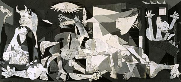 guernica Picasso - Abiertos los tres grandes museos de Madrid