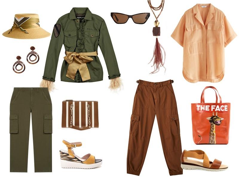 look safari - Seis looks de estilo safari que puedes encontrar en rebajas