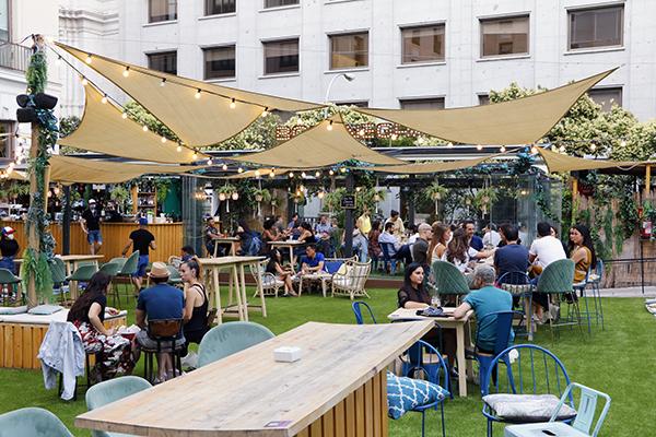 terraza bocanegra 1 - Terraza Bocanegra, el escenario de este verano al que no puedes faltar