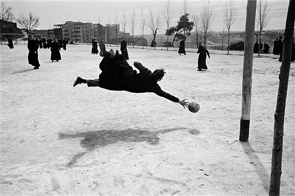 11 Seminario. Madrid. 1960 - Tabacalera: de la fotografía de postguerra a la escultura del deseo