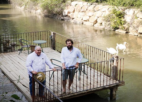 Huerta de Carabaña Roberto y José Cabrera - Huerta de Carabaña: saborear el verano desde una experiencia sublime