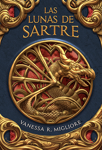 """Las lunas de Sartre - Vanessa R. Migliore: """"La realidad tiene sus limitaciones, me gusta tomarme ciertas libertades"""""""