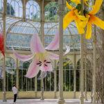 El imaginario del artista Halilaj invade el Palacio de Cristal