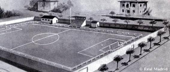 Real Madrid O Donnell - Historia de los estadios del Real Madrid