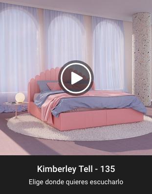 "kimberley tell music - Kimberley Tell: ""mis canciones son melancolía envuelta en papel de caramelo"""