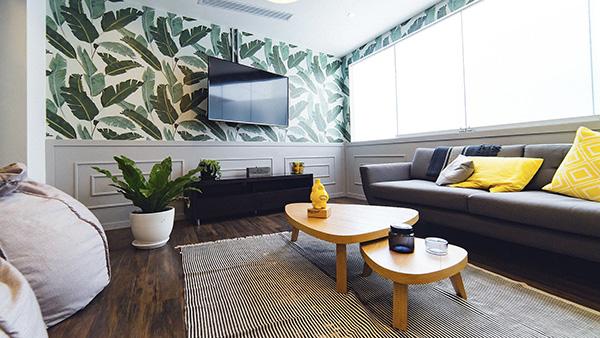 living room 2 - Elementos importantes en la decoración ecológica