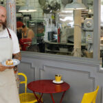 La tartaleta de limón y merengue de Pastelería Motteau