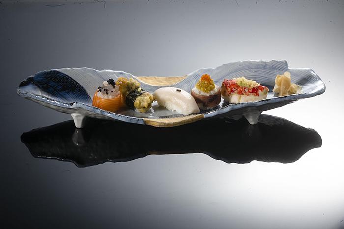 """sushi Pedro Espina - Itamae Pedro Espina: """"No cocino, siento y lo plasmo en mi sushi"""""""