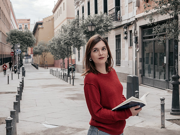 """vanessa centro de Madrid - Vanessa R. Migliore: """"La realidad tiene sus limitaciones, me gusta tomarme ciertas libertades"""""""