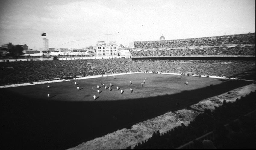 Historia de los estadios del Real Madrid