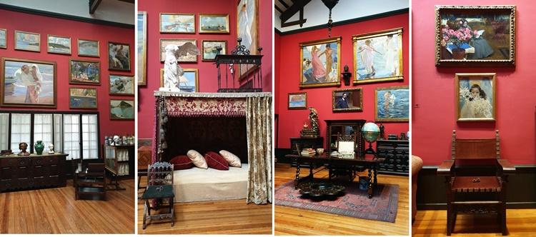 20200830 115539 - Arte, decoración y naturaleza en la intimidad del Museo Sorolla