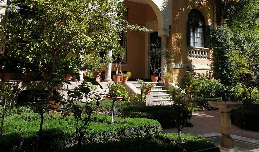 Arte, decoración y naturaleza en la intimidad del Museo Sorolla